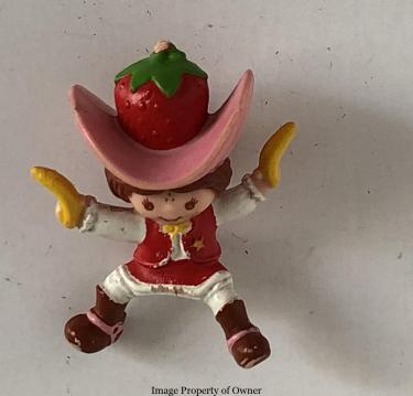 SS Kenner Strawberry Shortcake deluxe mini