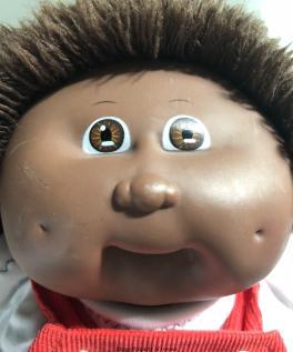 Coleco headmold #9 AA