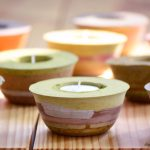 Create Ambience With Colorful Diy Cement Candle Holders Diy Furniture Studio