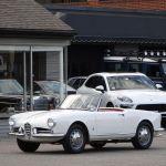 1956 Alfa Romeo Giulietta Spider Copley Motorcars