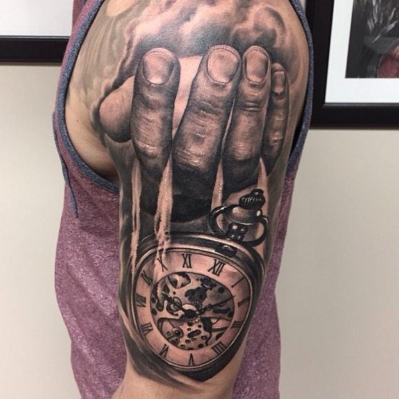 Clock Tattoo Insider