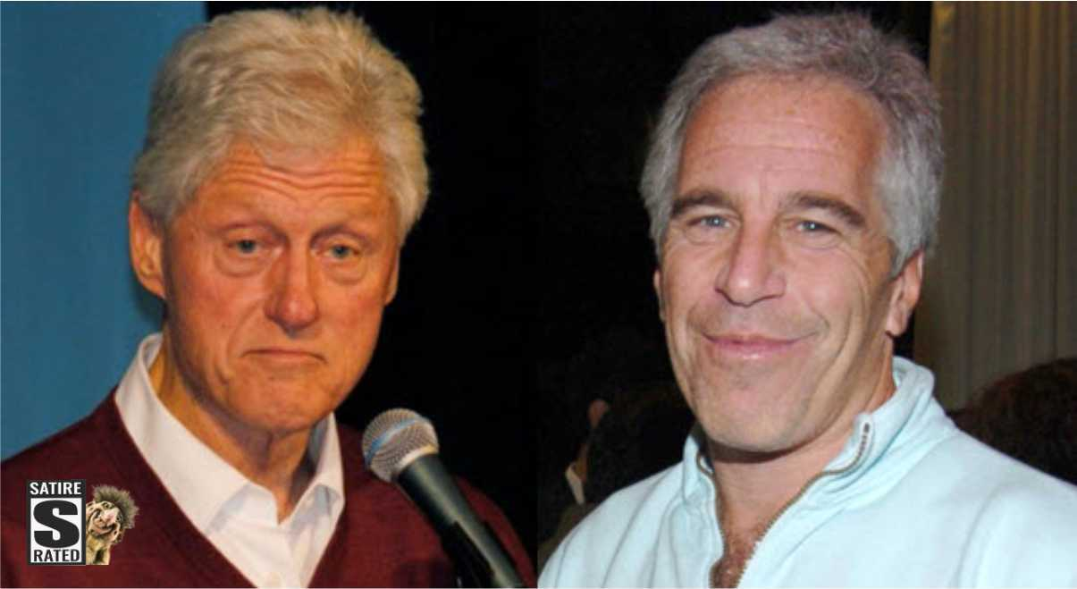 Epstein Investigators Ready To Move In On Bill Clinton