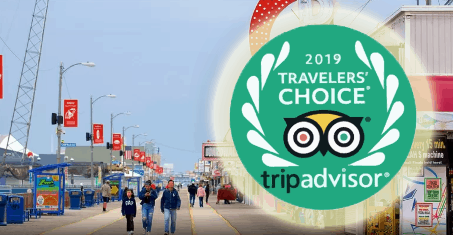 Trip Advisor Names The Wildwoods In The 25 Best Family Vacation Spots Wildwood Video Archive