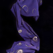 Dots Scarf (sold)