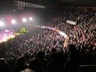 Audience - Santiago, Chile