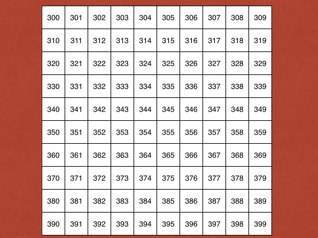 Teach Counting 0 999