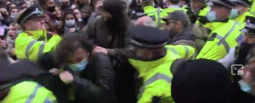 BETRAYAL VIOLENCE IN LONDON