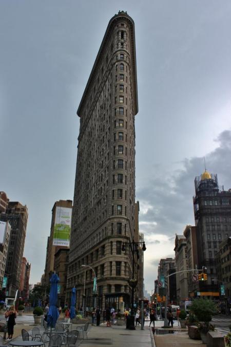 Flatiron Building New York City NYC JetSettingFools.com