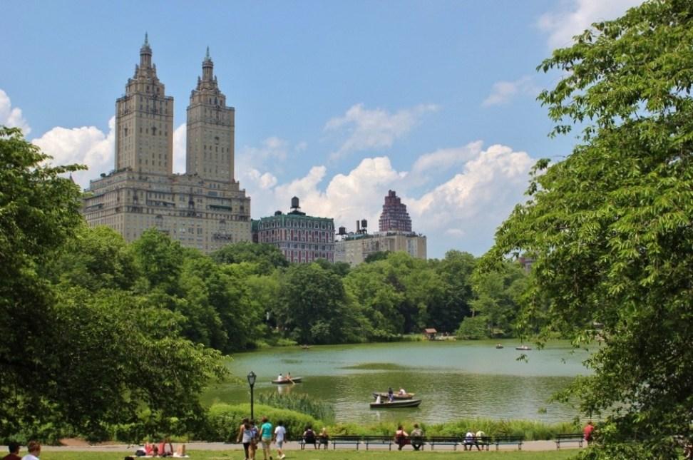 The Resevoir Central Park New York City NYC JetSettingFools.com