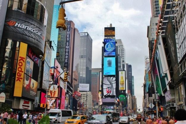 Times Square New York City NYC JetSettingFools.com