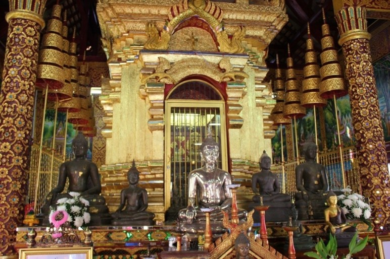 Wat Chiang Man Temple in Chiang Mai Old City