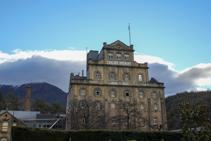 Cascade Brewery, Hobart, Tasmania, Australia