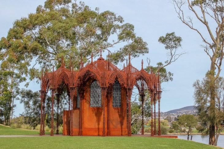 Moorilla Estate Wine Tasting, Hobart, Tasmania, Australia