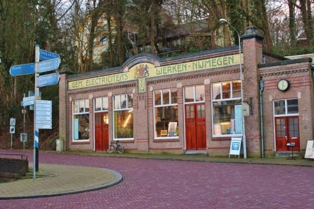 Gem. Electriciteits Werken Nijmegen Buildings in Beek-Ubbergen, Netherlands in PIctures -