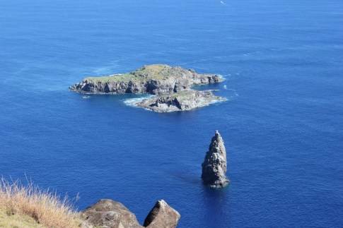 Islets from Orongo on Easter Island, JetSettingFools.com