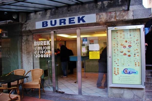 The Best Burek Shop in Zagreb, Croatia