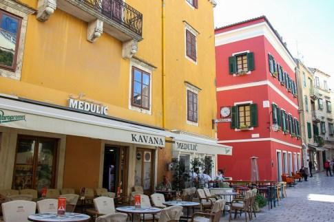 Popular restaurants, Restaurants, SIbenik, Croatia
