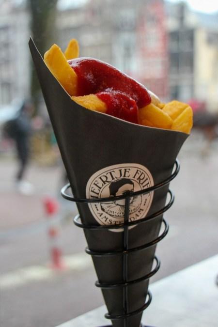 Heertje Friet, Amsterdam, Netherlands