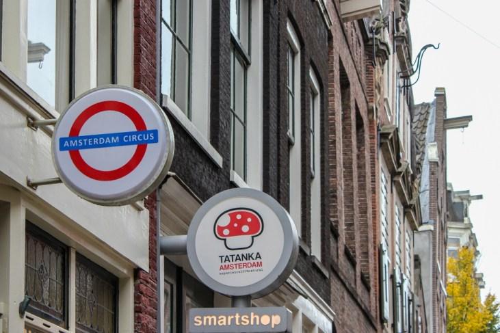 Alternative shops, Amsterdam