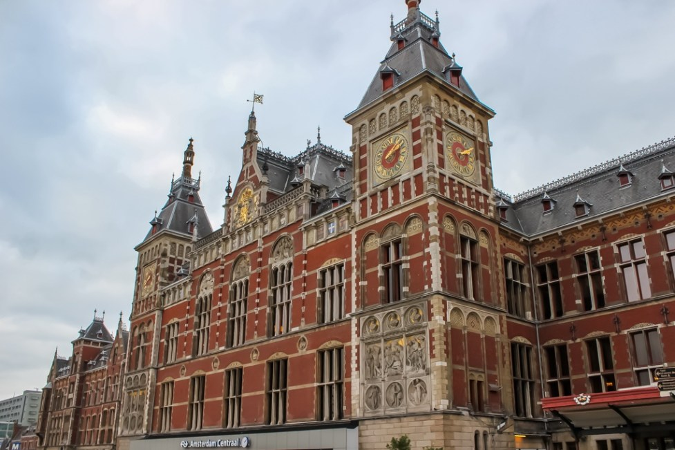 Amsterdam Central, The Netherlands