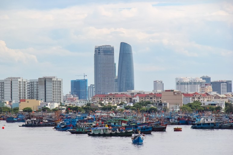 Da Nang is a city of both old and new, Vietnam