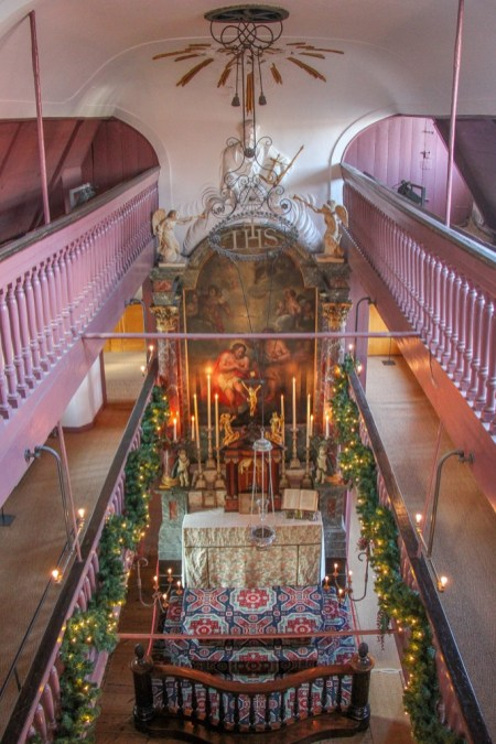 Attic Church, Our Lord in the Attic Museum, Amsterdam, Netherlands