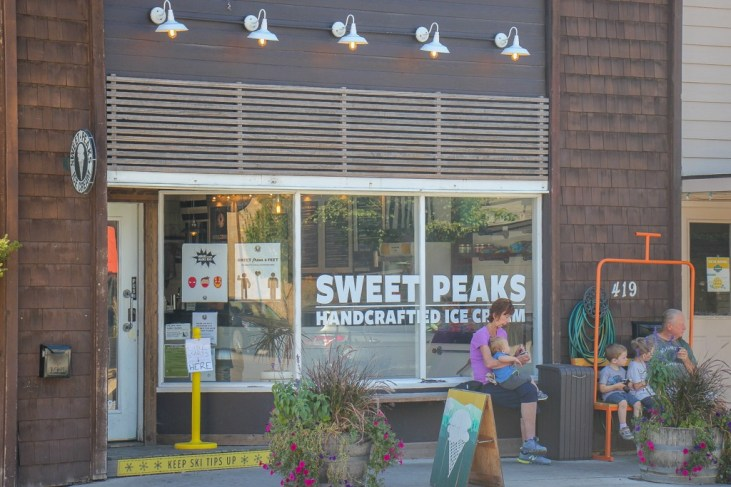 The place for a sweet treat in Whitefish, Montana