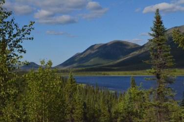 Grayling Lake.