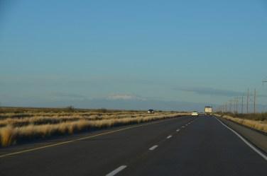 On the way to Alamogordo