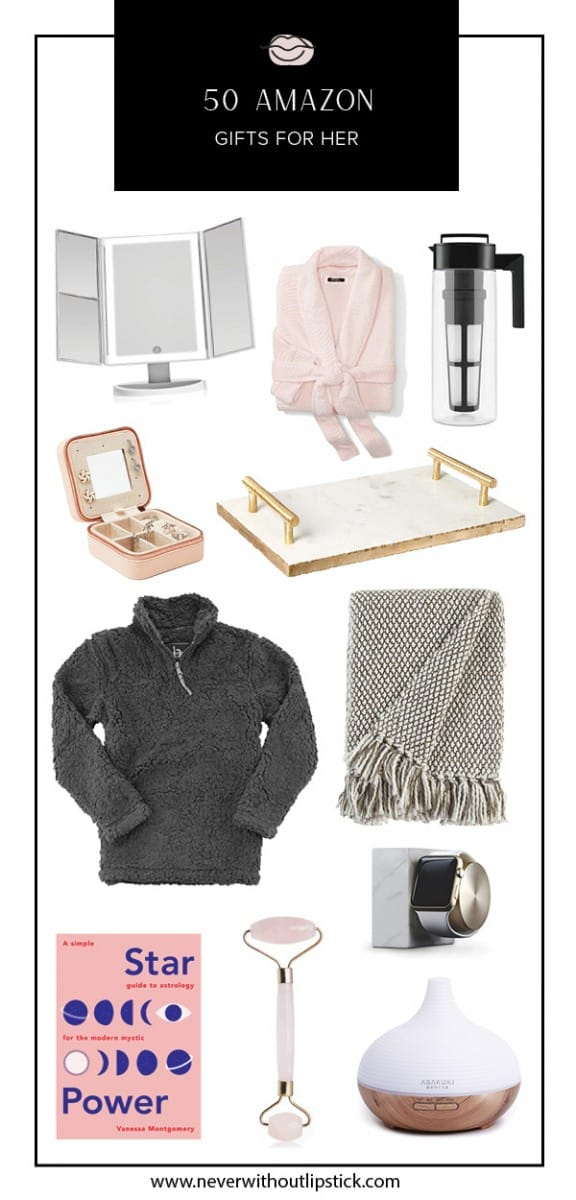 Top 15 Amazon Gifts For Her Holidays Never Without
