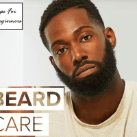 Beginners Guide - 1 Minute Beard Care For Black Men [VIDEO]