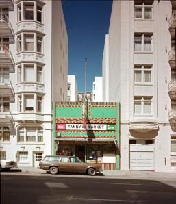 Fanny's Market, San Francisco, 1980