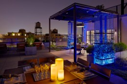 Upper West Side Penthouse; Sawyer Berson, architects