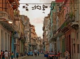 Twilight in Habana Centro, from Creole World