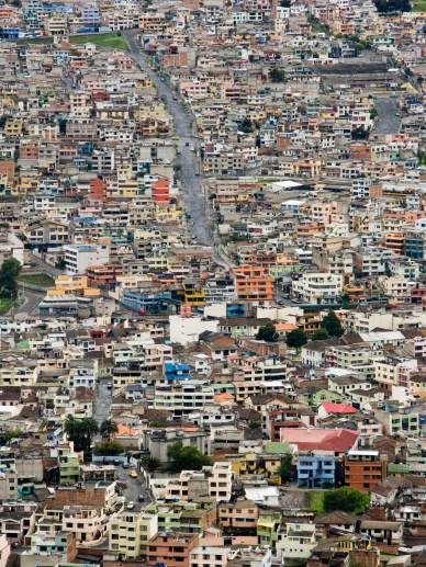 Quito Abstraction, Quito, Ecuador, from Creole World