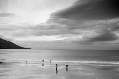 Beach Scene in Glenbeigh