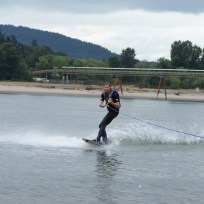 Gary Wakeboarding