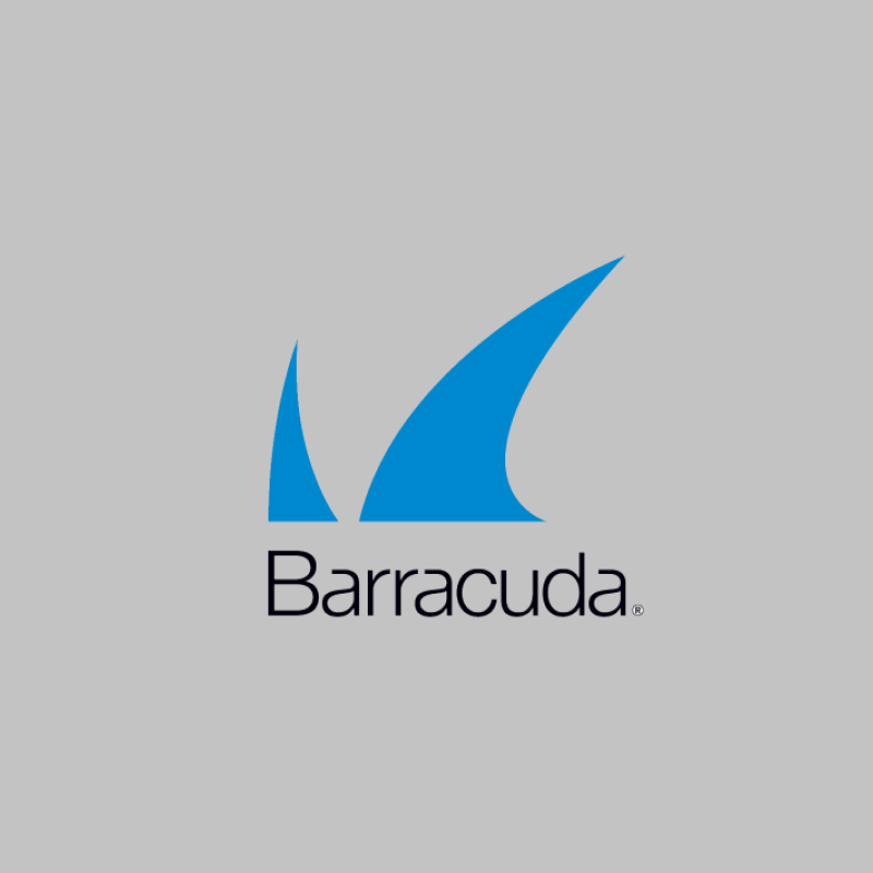barracuda networks logo 800x800 Gray 2 - Datto