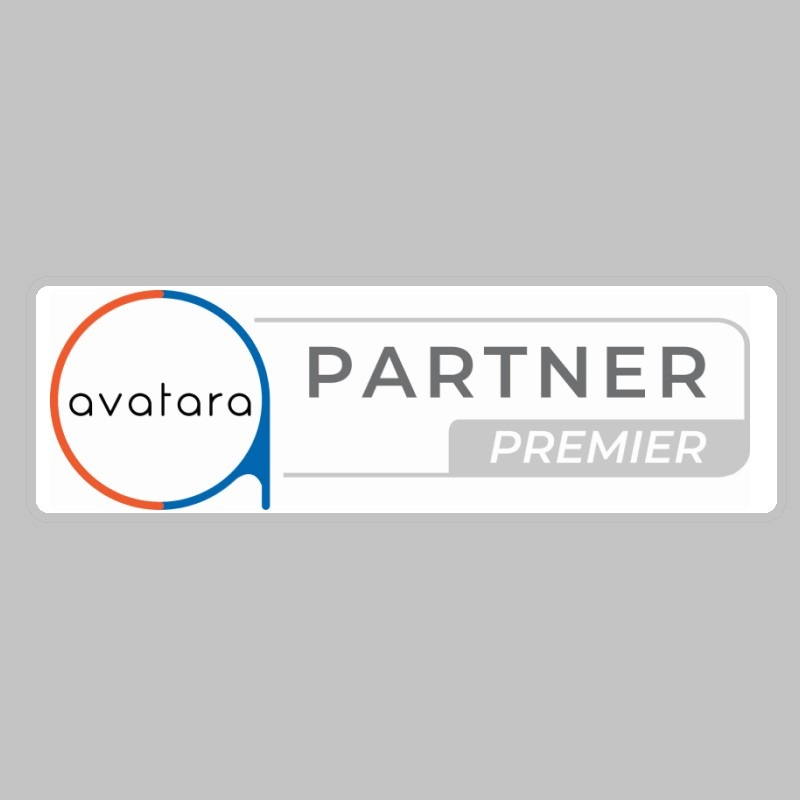 Avatara Partner Premier Badge - Home