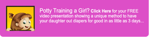Potty training a girl