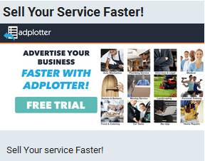 Adplotter Sell Your Service Faster!