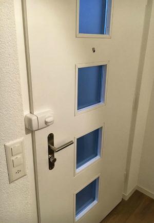 Einbruchschutz Gegen Einbrecher Diebe Turschutz Fensterschutz
