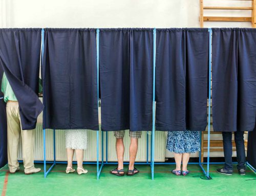The German Marshall Fund's Jamie Fly And Lauren Rosenberger On Election Security Threats