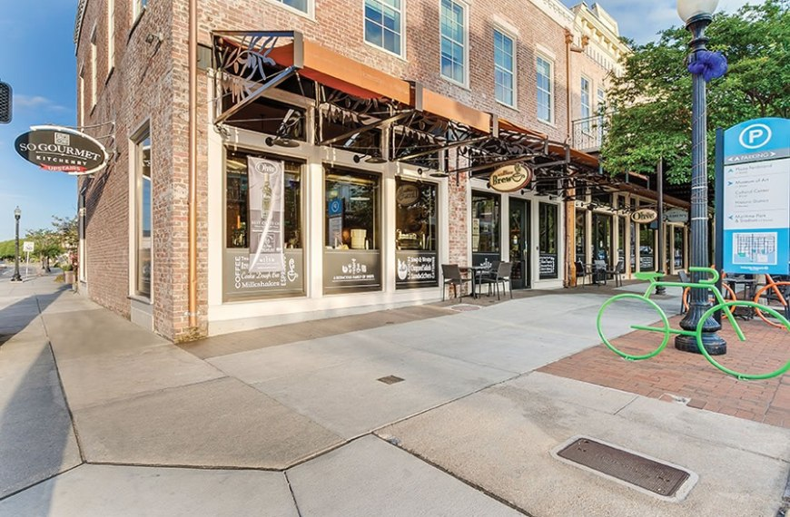 Bodacious Bookstore and Cafe at Southtowne