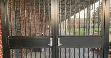 Okaloosa School Gate