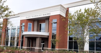 Pensacola State College Baars Technology Building