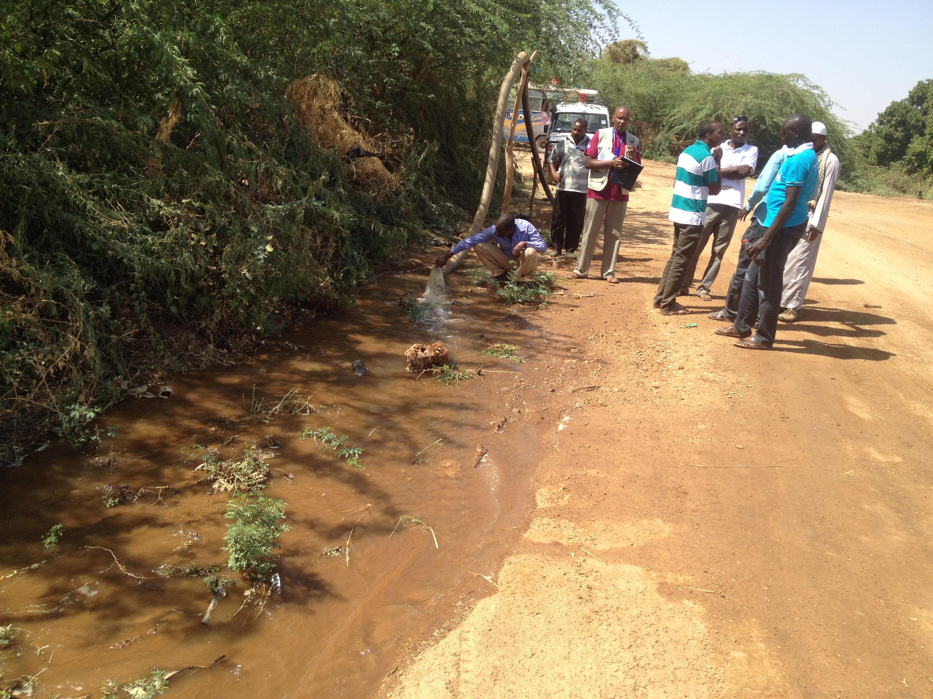Agrosolar Irrigation Technology - Islamic Relief Kenya