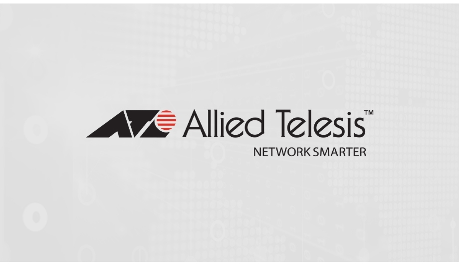 Allied Telesis Equips Surveillance Networks With