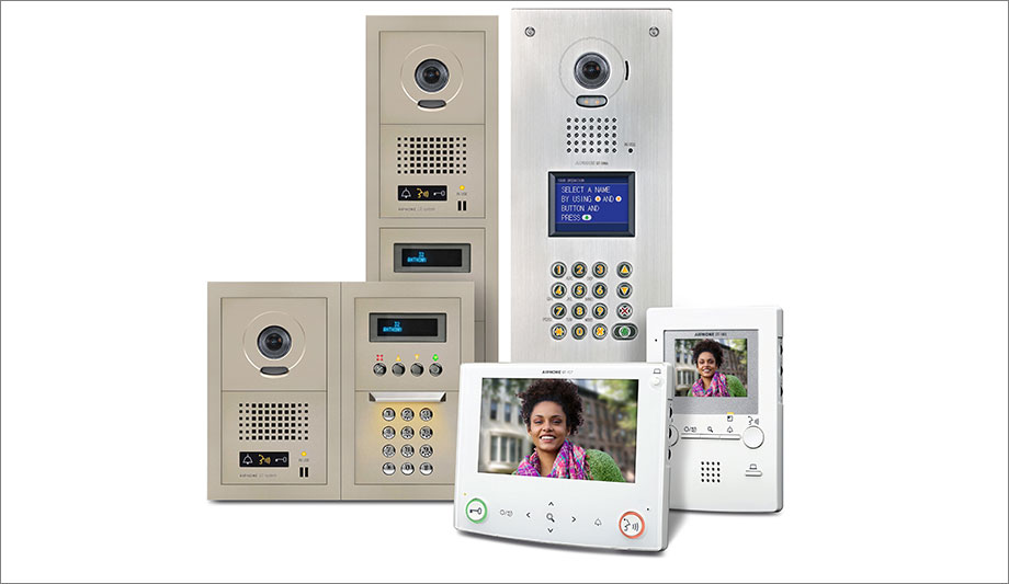 Aiphone Launches GT Series Video Intercom Upgrade