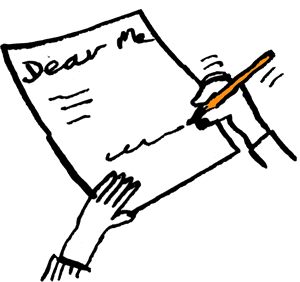 Letter to my Younger SelfA letter to my younger self